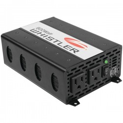 Whistler - XP800I - Whistler Power Inverter - Output Voltage: 5 V DC - Continuous Power: 800 W