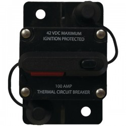 Battery Doctor - 31202 - Battery Doctor(R) 31202 Manual-Reset Circuit Breaker (100 Amps)