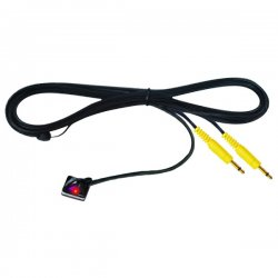 Xantech - 283TPD - Xantech Visible Designer Emitter With Twin Plug - 10 ft Cable Length