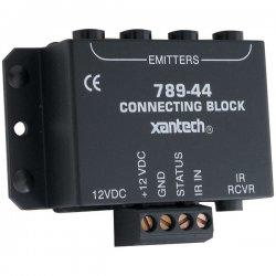 Xantech - 78944 - Xantech Four Way Signal Spliter