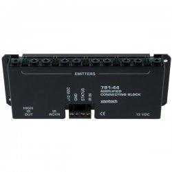 Xantech - 791-44 - Xantech 791-44 Infrared Repeater - 10 x Emitter Ports