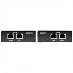 Xantech - HDMIC5IR - Xantech HDMIC5IR Video Console/Extender - 1 Input Device - 1 Output Device - 135 ft Range - 4 x Network (RJ-45) - 1 x HDMI In - 1 x HDMI Out - Twisted Pair - Category 6
