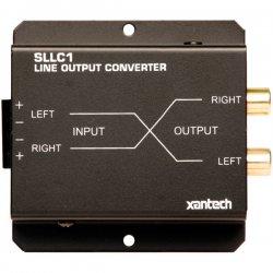 Xantech - SLLC1 - Xantech SLLC1 Speaker Level to Line level Converter - Audio Line In - Audio Line Out