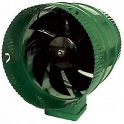 Active Air - ACFB6 - 6' Inline Booster Fan, 188 CFM