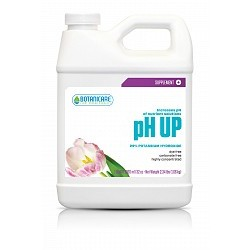Botanicare - BCNSPHHQT - pH Up, 1 qt, case of 12