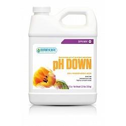 Botanicare - BCNSPHLQT - pH Down, 1 qt, case of 12