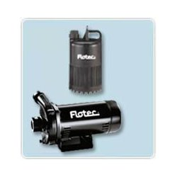 Hydro Innovations - HSFP5532 - Flotec Inline Pump, 1 HP