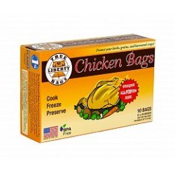 True Liberty Bags - TLBC10 - True Liberty Chicken Bags, pack of 10
