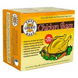 True Liberty Bags - TLBC100 - True Liberty Chicken Bags, pack of 100