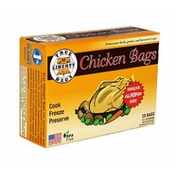 True Liberty Bags - TLBC25 - True Liberty Chicken Bags, pack of 25