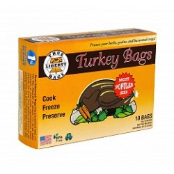 True Liberty Bags - TLBT10 - True Liberty Turkey Bags, pack of 10
