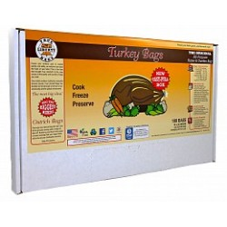 True Liberty Bags - TLBT100 - True Liberty Turkey Bags, pack of 100