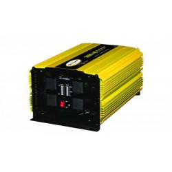 Carmanah Technologies - GP-3000HD - 3000 Watt Modified Sine Wave Inverter 12v