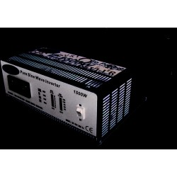 Carmanah Technologies - GP-HS1500 - 1500 Watt Pure Sine Wave Inverter 12v - High Surge