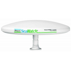 Shakespeare - 3020 - Shakespeare SeaWatch Marine TV Antenna - Marine, TelevisionWall Mount - Omni-directional
