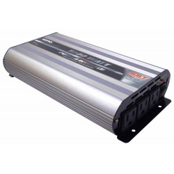 Sima Products - STP-1000T - Sima Smooth Start STP-1000T DC-to-AC Power Inverter - 12V DC - 115V AC - Continuous Power:800W