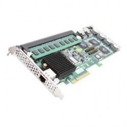 Areca - ARC-1280ML-2G - Areca ARC-1280ML 6 Port Serial ATA RAID Controller - 2GB DDR2 SDRAM - PCI Express x8 - 300MBps - 6 x Mini-SAS - Serial Attached SCSI