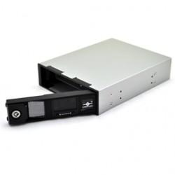 Vantec Thermal Technologies - MRK-401ST-BK - Vantec EZ Swap 4 MRK-401ST-BK Drive Bay Adapter Internal - 1 x Total Bay - 1 x 3.5 Bay - Cooling Fan