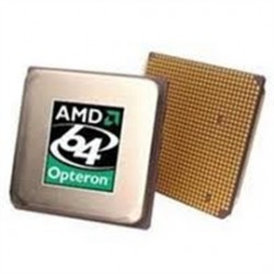 AMD (Advanced Micro Devices) - OS4130WLU4DGN - AMD Opteron 4130 Quad-core (4 Core) 2.60 GHz Processor - Socket C32 OLGA-1207 - 2 MB - 6 MB Cache - 64-bit Processing - 45 nm - 75 W - 158°F (70°C) - 1.3 V DC