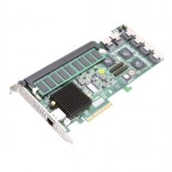 Areca - ARC-1280ML-4G - Areca Controller Card ARC-1280ML-4G 4GB PCI Express SATA 3Gb/s RAID Adapter Retail