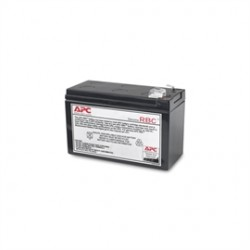 APC / Schneider Electric - APCRBC110 - APC UPS Replacement Battery Cartridge #110 - Spill Proof, Maintenance Free Sealed Lead Acid Hot-swappable