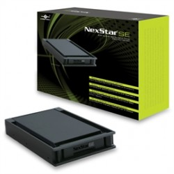 Vantec Thermal Technologies - MRK-510ST - Vantec NexStar SE MRK-510ST Drive Bay Adapter Internal - 1 x Total Bay - 1 x 2.5 Bay