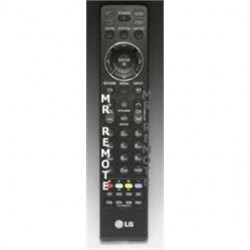 LG Electronics - MKJ40653832 - LG MKJ40653832 Device Remote Control - For LCD TV