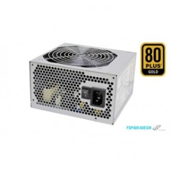 Fsp Group - Fsp400-60egn - Fsp Power Supply Fsp400-60egn 400w Atx 12cm Fan 24pin Sata Active Pfc 80plus Gold Bulk