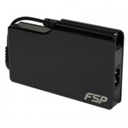 FSP Group - NB Q 90 BLACK - FSP Group NB Q 90 AC Adapter - 90 W Output Power - 19 V DC Output Voltage - 4.74 A Output Current