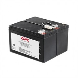 APC / Schneider Electric - APCRBC109 - APC 9VAh UPS Replacement Battery Cartridge #109 - Spill Proof, Maintenance Free Sealed Lead Acid Hot-swappable