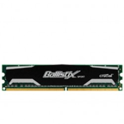 Crucial Technology - BLS4G3D1609DS1S00 - 4gb Pc3-12800 1600mhz Ddr3 240pin Dimm Unbuff Ballistix Cl9