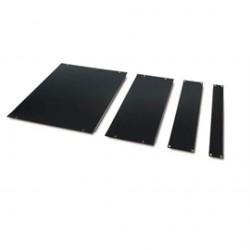 APC / Schneider Electric - AR8101BLK - APC Blanking Panel Kit 19 Black - Black - 4 Pack