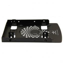 Vantec Thermal Technologies - HDA-259A - Vantec HDA-259A Drive Bay Adapter Internal - Black - 2 x Total Bay - 2 x 2.5 Bay