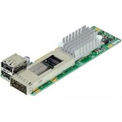 Supermicro - Aoc-cibf-m1 - Microlp 1port Ib Card Fdr Based On Mellanox Connectx-3