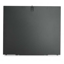 APC / Schneider Electric - AR7304 - APC NetShelter SX 48U Deep Split Side Panels - Black - 2 Pack - 37.6 Height - 38 Width - 0.5 Depth
