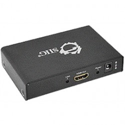 SIIG - CE-CM0612-S1 - Accessory CE-CM0612-S1 Component Video/Audio to HDMI Converter Retail