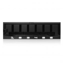NZXT - AC-SEN-MIX2-M1 - Accessory AC-SEN-MIX2-M1 SENTRY mix 2 Fan control matte Black 6x 30W Channel