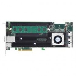 Areca - ARC-1882IX-12-4GB - Areca Controller Card ARC-1882IX-12-4GB 6Gb/s SAS PCI RAID Card 240-pin 4GB Retail