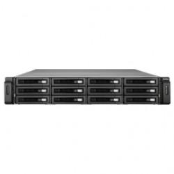 QNAP Systems - VS-12148U-RP-PRO-US - QNAP VioStor NVR Network Video Recorder VS-12148U-RP PRO - Network Video Recorder - H.264, MPEG-4, Motion JPEG, MxPEG, AVI Formats - 30 Fps