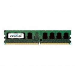 Crucial Technology - CT16G3ERVDD4186D - Crucial 16GB, 240-pin DIMM, DDR3 PC3-14900 Memory Module - 16 GB - DDR3 SDRAM - 1866 MHz DDR3-1866/PC3-14900 - 1.50 V - ECC - Registered - 240-pin - DIMM