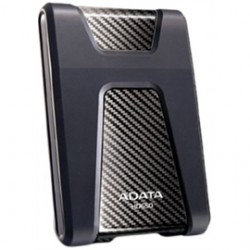 A-DATA Technology - AHD650-1TU3-CBK - Adata DashDrive HD650 1 TB External Hard Drive - USB 3.0 - Black