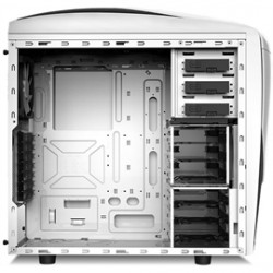 NZXT - CA-PH240-W1 - NZXT PHANTOM 240 White Mid Tower Chassis - Mid-tower - White - Mesh - 1 x 4.72 x Fan(s) Installed - 17.86 lb - 2 x USB(s) - 1 x Audio In - 1 x Audio Out