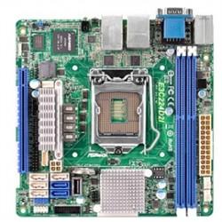 ASRock - E3C224D2I - ASRock Motherboard E3C224D2I Core i3 C224 LGA1150 DDR3 PCI-Express SATA USB3.0 VGA mini-ITX Retail