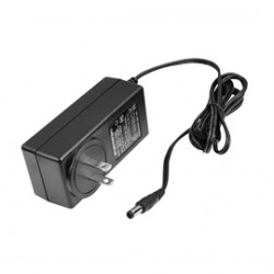 SIIG - AC-PW0Q11-S1 - SIIG 12V/3A 36W Power Adapter - 36 W Output Power - 120 V AC, 230 V AC Input Voltage - 12 V DC Output Voltage - 3 A Output Current