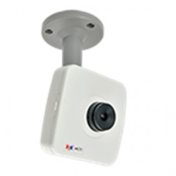 ACTi - E14 - ACTi E14 10 Megapixel Network Camera - Color - H.264, Motion JPEG - 3648 x 2736 - 3.60 mm - CMOS - Cable - Cube - Wall Mount, Ceiling Mount