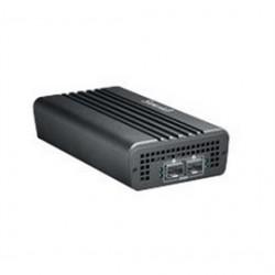 Promise Technology - SLE2002PNAA - Promise SANLink2 - 10G SFP+ 10Gigabit Ethernet Card - Thunderbolt 2 - 2 Port(s) - Optical Fiber