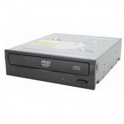 "Supermicro - DVM-LITE-DVD18-HBT - Supermicro DVM-LITE-DVD18-HBT Internal DVD-Reader - DVD-ROM Support - 18x DVD Read - SATA - 5.25"" - 1/2H"