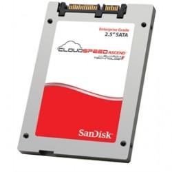 SanDisk - SDLFOEAR-120G-1HA1 - SanDisk CloudSpeed Ascend 120 GB 2.5 Internal Solid State Drive - SATA - SATA