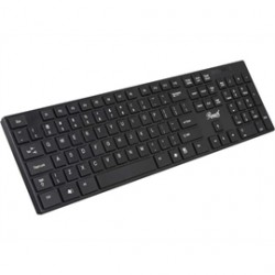 Rosewill - LINE RK-500 - Keyboard Line RK-500 USB Wired Ultra Touch-Responsive Retail