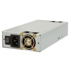 EPower Technology - TOP-350W1U-PFC - EPower Power Supply TOP-350W1U-PFC 1U 350W 20+4Pin 4SATA 4xHDD Molex 2x40mm Fans Retail